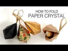 Most up-to-date Pictures Paper Crafts origami Popular Interested in brand-new art tips? Without abandoning your house, you can get printable paper crafts Origami Rose, Design Origami, Origami Simple, Instruções Origami, Origami Gifts, Origami Star Box, Origami Ball, Origami Dragon, Paper Crafts Origami