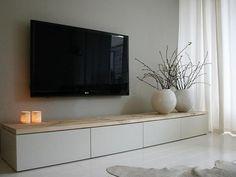 Bekijk de foto van YdeVos met als titel leuk idee tvkast   en andere inspirerende plaatjes op Welke.nl.