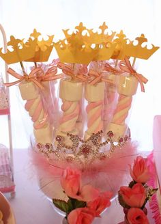 Princess Birthday Party Ideas | Photo 6 of 12 | Catch My Party