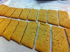 Liian hyvää: Kinuskipikkuleivät Sweet Cookies, No Bake Cookies, No Bake Cake, Sweet Treats, Baking Cookies, Baking Recipes, Cookie Recipes, Dessert Recipes, Sweet Pastries