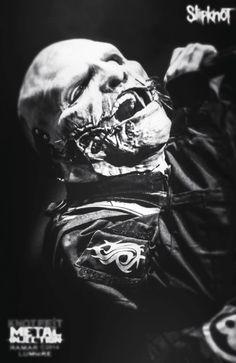 Corey Taylor from #Slipknot