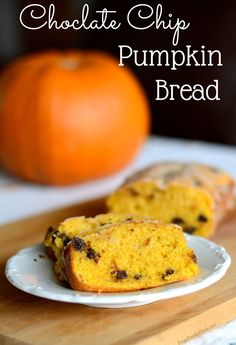 Here's a delicious recipe for dairy free, egg free maple glazed chocolate chip pumpkin bread. This recipe is yummy any time of the year.