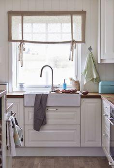 V lete osviežte farby v domove podľa ročného obdobia.