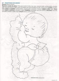 riscos de bebês