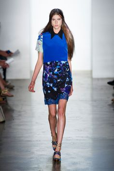 Peter Som Spring 2013 Photo 1