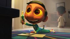 """""""Sanjay's Super Team"""" is the Pixar short film paired with the upcoming animated feature The Good Dinosaur. The studio just released a clip from the short Film Pixar, Pixar Movies, Disney Movies, Disney Stuff, Disney Pixar, Toy Story 3, Wall E, The Good Dinosaur, Le Voyage D'arlo"""