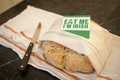 Recipe: No Knead Irish Soda Bread
