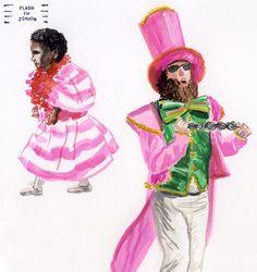 Flash For Zonzon: Seasons. June, Helsinki Samba Carnaval 2013.