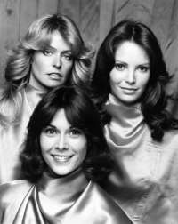 Farrah Fawcett, Kate Jackson, Jaclyn Smith