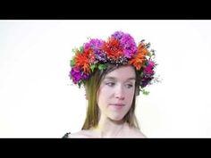 Blumenkränze selbermachen | Für Sie