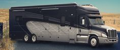 Custom Luxury Motor Homes, Sportdecks, & Trailers   Renegade RV