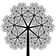 fractal tree - Google Search