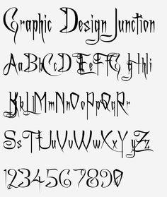 luv this onegood for halloween - Good Halloween Font
