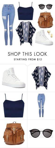 - by worldofalicin on Polyvore featuring moda, WearAll, Topshop, adidas, Seoul Little and Yves Saint Laurent
