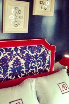 #Hearst #Designer Visions #showhouse #colour #vibrant #bedroom  #sneakpeek