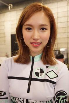 Mina + Twice + Myoui_Mina Kpop Girl Groups, Korean Girl Groups, Kpop Girls, Jyp Fans, Kawaii Hairstyles, Twice Jihyo, Twice Kpop, Myoui Mina, Most Beautiful Faces