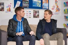 #Hollyoaks news: Ste McQueen's world collapses when he is diagnosed as HIV positive. #soapnews