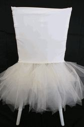 Ballerina Chair Cover