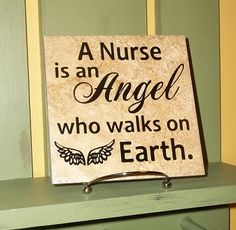For Rose and Stacey, our favorite nurses on 7 West!