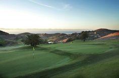 Golf Course Salobre Golf in Gran Canaria, Canary Islands - From Golf Escapes