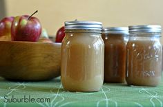 Freezer Applesauce approx 20 apples, peeled, cored and quartered 3 cups of water 1 tsp cinnamon 1 tbsp sugar