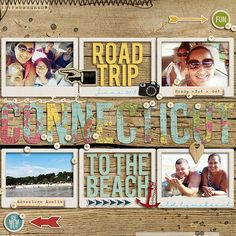 road trip page