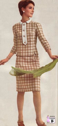 #1960s womens fashion (1966)    Check out my website for some fantastic pins!    Also Please repin Thanks!