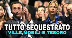 """NOTIZIE IN MOVIMENTO: ECCO IL MOSTRUOSO TESORO SEQUESTRATO AL """"CLAN FINI..."""