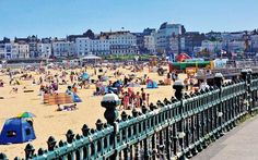 With a world-class contemporary art gallery, fantastic period architecture and some of the best vintage shops around, Margate is great for a weekend beside the sea
