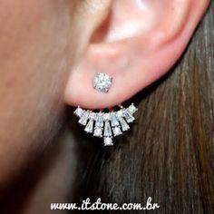 Ear Jacket Olivia Baguetes