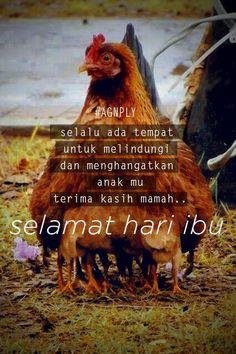 SELAMAT HARI IBU... MAMAH  #AGNPLY