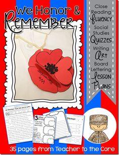 lesson plans on memorial day for kindergarten