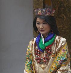 Jetsun Pema, Queen of Bhutan