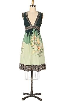 anthropologie dress 2003 | Love is an old fashioned word ::