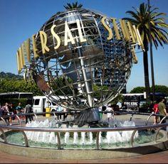 Universal Studios Jan 2014  Happy 11th Birthday!