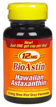BioAstin Hawaiian Astaxanthin
