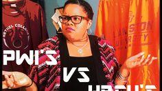 |Jai's Closet| ||PWI vs HBCU|| #Vlogmas2016 #2