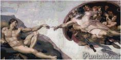 La creación de Adán (Miguel Ángel)
