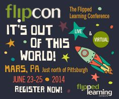 We are very excited to be covering FlipCon 2014!  Learn more about flipping with TouchCast by following the conference on TouchCast with the tag #FlipConTC.