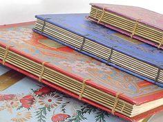 OPTIE: Accent papier aan de blootgestelde wervelkolom - Upgrade voor Spellbinderie gast boeken en tijdschriften - een La Carte optie