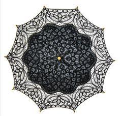 Cotton Lace Parasols