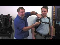 DIVERITE: Sidemount Diving, Nomad LT Custom Fit - YouTube
