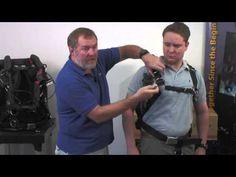 DIVERITE: Sidemount Diving, Nomad LT Custom Fit - YouTube