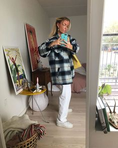 Fashion picks & trends for fall winter 2019 - 2020 Mode Outfits, Casual Outfits, Fashion Outfits, Womens Fashion, Fashion Killa, Look Fashion, Looks Style, My Style, Outfit Invierno