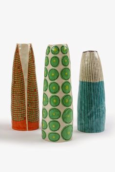 Andrew Ludick Ceramics: New Work Ceramic Pots, Glass Ceramic, Ceramic Decor, Ceramic Design, Ceramic Clay, Pottery Painting, Pottery Vase, Ceramic Pottery, Sculptures Céramiques
