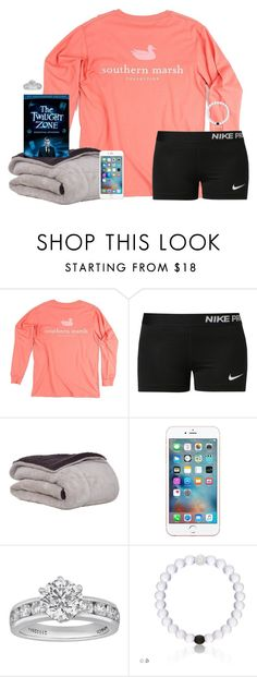 """""""currently..."""" by kaley-ii ❤ liked on Polyvore featuring NIKE, Eddie Bauer and Tiffany & Co."""