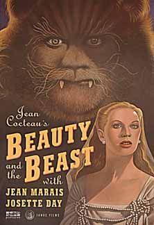 Jean Cocteau's's La Belle et La Bete