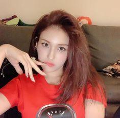 Ride Or Die, Kpop Girl Groups, Kpop Girls, Jeon Somi, Cosmic Girls, Korean Girl, Korean Style, Red Hair, My Girl