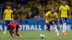 Cameroon Vs Brazil 35th Football Match