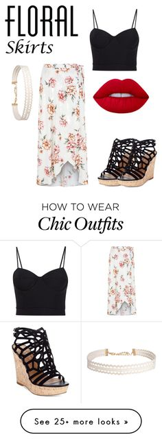 """""""Untitled #139"""" by kaytlyn002-1 on Polyvore featuring Alexander Wang, New Look, Charles by Charles David, Humble Chic, Lime Crime and Floralskirts"""